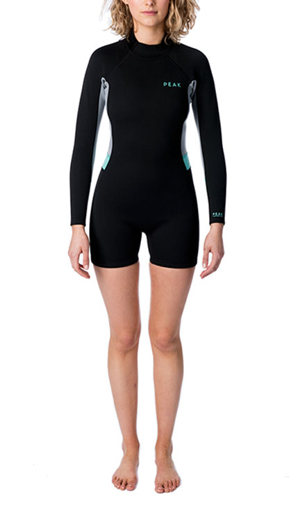 Womens Energy Long Sleeve Wetsuit Spring